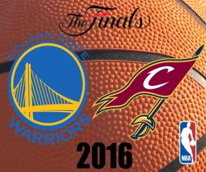 Puzzle de Finales NBA 2016