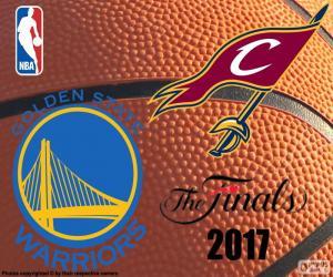 Puzzle de Finales NBA 2017