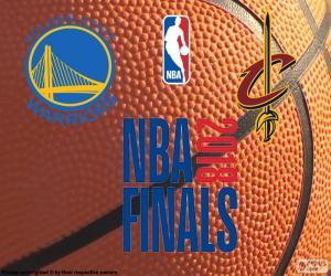 Puzzle de Finales NBA 2018