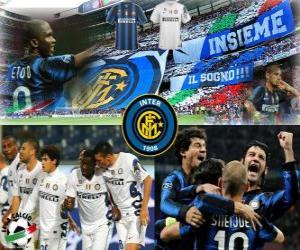 Puzzle de Football Club Internazionale Milano
