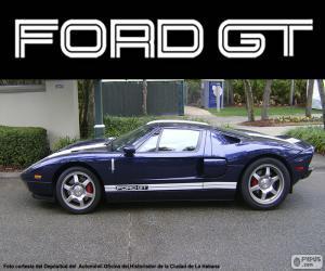 Puzzle de Ford GT (2005)