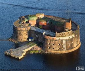 Puzzle de Fort Alexander, Rusia