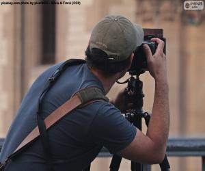 Puzzle de Fotógrafo