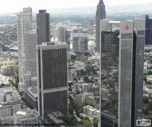 Puzzle de Frankfurt, Alemania