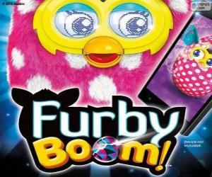 Puzzle de Furby Boom!
