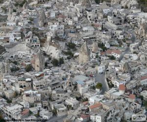 Puzzle de Göreme, Turquía