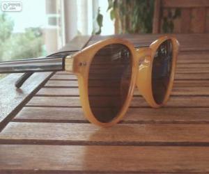 Puzzle de Gafas de sol