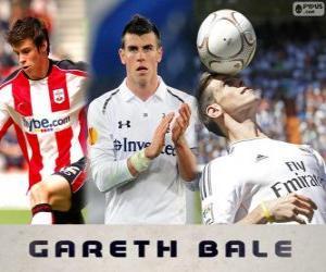 Puzzle de Gareth Bale