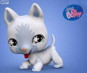 Puzzle de Gato de Littlest PetShop