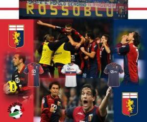 Puzzle de Génova FC