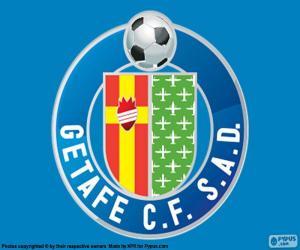 Puzzle de Getafe C.F. emblema