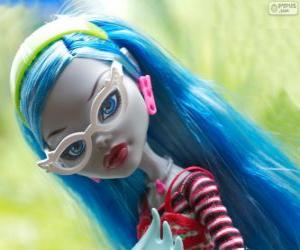 Puzzle de Ghoulia Yelps de Monster High