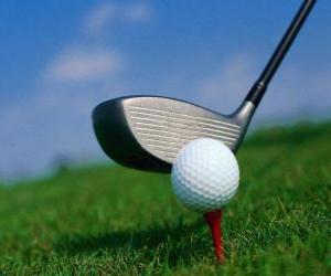 Puzzle de Golf