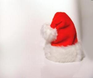 Puzzle de Gorro Papá Noel