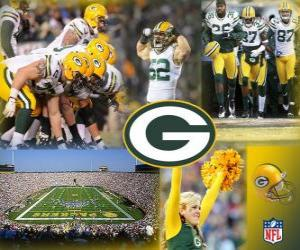 Puzzle de Green Bay Packers