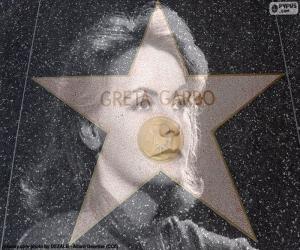 Puzzle de Greta Garbo