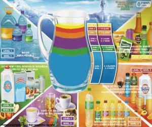 Puzzle de Guía bebidas saludables