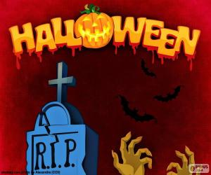 Puzzle de Halloween