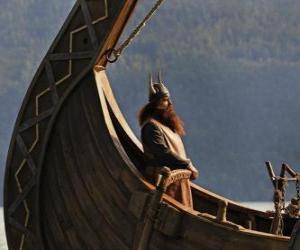 Puzzle de Halvar, lleva el timón del barco