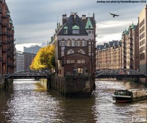 Puzzle de Hamburgo, Alemania