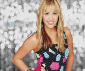 Puzzle de Hannah Montana