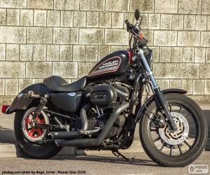 Puzzle de Harley-Davidson 883R 2008