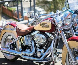 Puzzle de Harley-Davidson