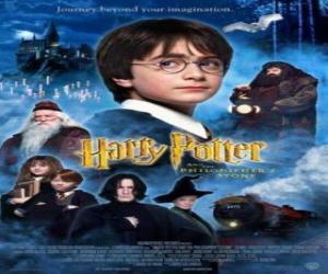 Puzzle de Harry Potter y la piedra filosofal