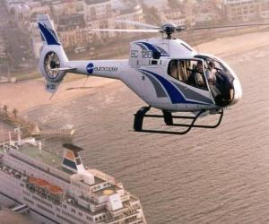 Puzzle de Helicóptero