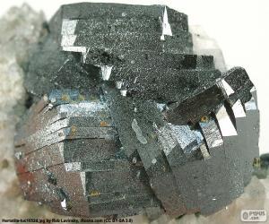 Puzzle de Hematita