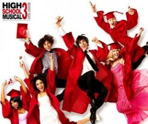 Puzzle de High School Musical 3