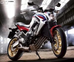 Puzzle de Honda CB650F 2014
