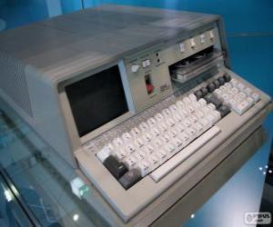 Puzzle de IBM 5100 Portable Computer (1975)