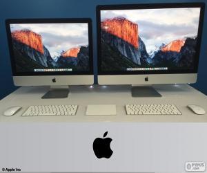 Puzzle de iMac 5K (2014) y 4K (2015)