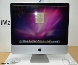 Puzzle de iMac Core 2 Duo (2007)