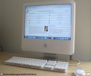 Puzzle de iMac G5 (2004-2006)