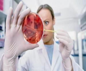 Puzzle de Investigadora farmaceutica