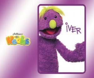 Puzzle de Iver, otro de los Hoobs