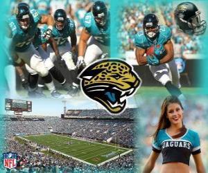 Puzzle de Jacksonville Jaguars