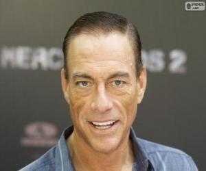 Puzzle de Jean-Claude Van Damme
