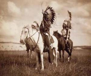 Puzzle de Jefe sioux