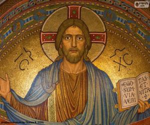 Puzzle de Jesús de Nazaret