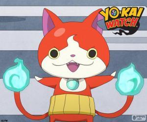 Puzzle de Jibanyan, Yo-Kai Watch