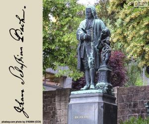 Puzzle de Johann Sebastian Bach
