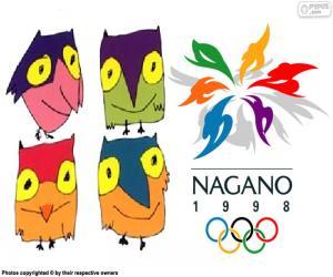 Puzzle de Juegos Olímpicos de Nagano 1998