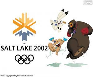 Puzzle de Juegos Olímpicos de Salt Lake City 2002