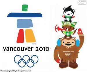 Puzzle de Juegos Olímpicos de Vancouver 2010