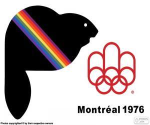 Puzzle de Juegos Olímpicos Montreal 1976