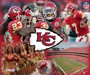 Puzzle de Kansas City Chiefs