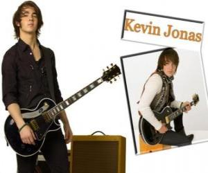 Puzzle de Kevin Jonas (Jason en Camp Rock)